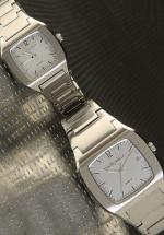 Square Metal Case Watch, Dress Watches, Corporate Gifts