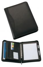 Small Leather Binder,Corporate Gifts