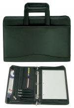 Leather Handle Binder,Corporate Gifts